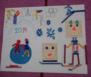 Олимпийская история по сказке «Колобок»