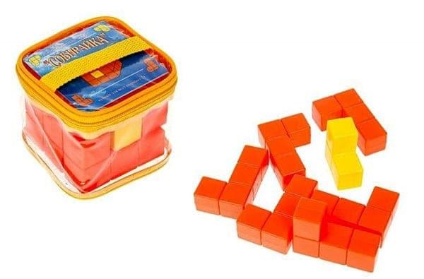 Кубики для всех. №2 - Собирайка