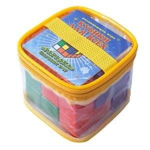 Кубики для всех. №5 – Загадка