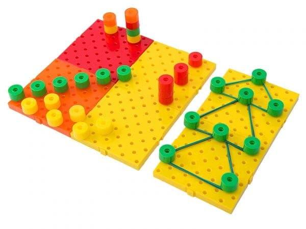учебный набор Логическая мозаика