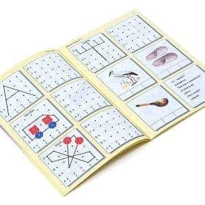 грамота на математическом планшете Учусь читать. Тетрадь 2