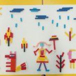 «Осенний лес» МАДОУ МО г. Нягань «Детский сад №7 «Журавлик» Работу выполнила Суханова Илария, 6 лет Руководитель: Скроб Анастасия Николаевна
