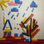 """Екатерина Гуня, 5 лет, МБДОУ """"Детский сад 43"""", г. Гатчина. Название работы: """"Дыхание осени""""."""