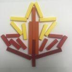 Рисунок «Осенний лист» Автор: Бондаренко Демид Город: Новосибирск Учебное заведение: Детский сад 389, группа 13 «Верные друзья»