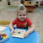 Атласюк Милана, 3 года, Воспитатель Киселева Екатерина Александровна