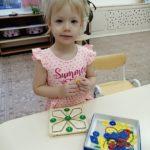 Константинова Варя, 3 года, воспитатель Филонова Надежда Юрьевна