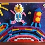 Филь Анна, 6 лет. МДОУ Детский сад комбинированного вида N9. Воспитатель: Филь Светлана Дмитриевна